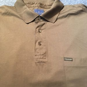 Faconable men's polo shirt